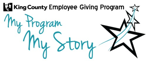 King County Employee Giving Program Logo